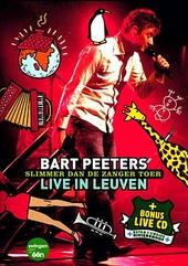 Slimmer dan de zanger toer : live in Leuven