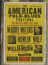 The American folk-blues festival : the British tours 1963-1966