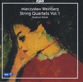 String quartets. Vol. 1
