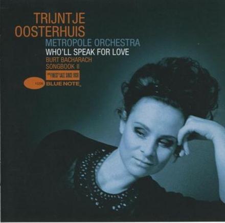 Who'll speak for love : Burt Bacharach songbook II