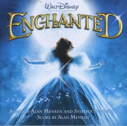 Enchanted : an original Walt Disney Records soundtrack