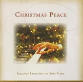 Christmas peace : Seasonal favourites on solo piano