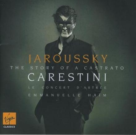 Carestini : the story of a castrato