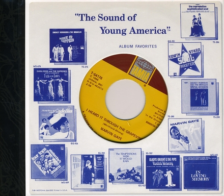 The complete Motown singles : The sound of young America 1968. Vol. 8