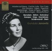 Gundula Janowitz : live recordings 1962-1990