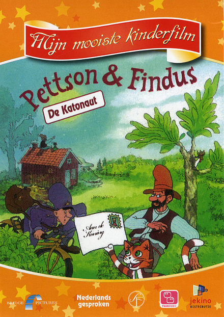 Pettson & Findus : de katonaut