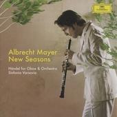 New seasons : Händel for oboe & orchestra