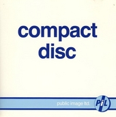 Compact disc label