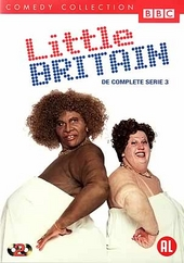 Little Britain. De complete serie 3