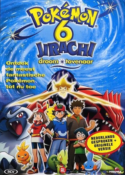 Jirachi : droomtovenaar