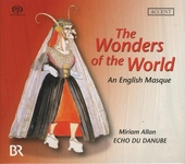 The wonders of the world : An English masque