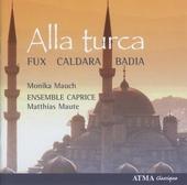 Alla turca : Oeuvres instrumentales et vocales à la cour de Charles VI à Vienne