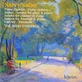 Saint-Saëns : chamber music