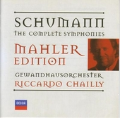 The complete symphonies - Mahler edition