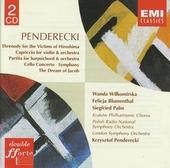 A portrait of Krzysztof Penderecki