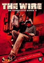 The wire. De complete serie 4