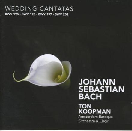 Wedding cantatas