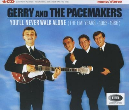 You'll never walk alone : the EMI years 1963-1966