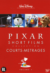Pixar short films collection. Vol. 1