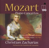 Piano concertos. Vol. 3