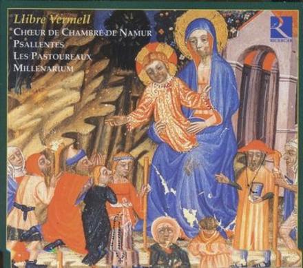 Le Llibre Vermell de l'Abbaye de Montserrat