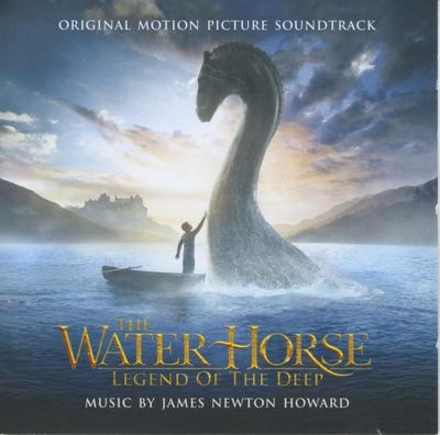 The water horse : legend of the deep : original motion picture soundtrack