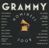 Grammy nominees 2008