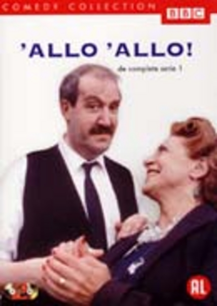 Allo, Allo!. De complete serie 1