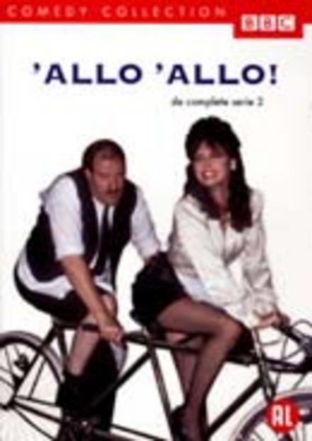 Allo, Allo!. De complete serie 2