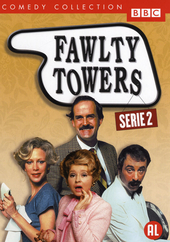 Fawlty Towers. De complete serie 2