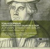 Latin church music. Vol.1
