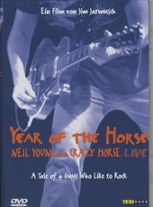 Year of the horse : Live