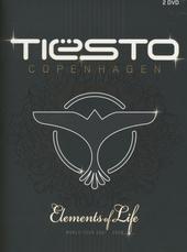 Tiësto Copenhagen : elements of life world tour 2007-2008