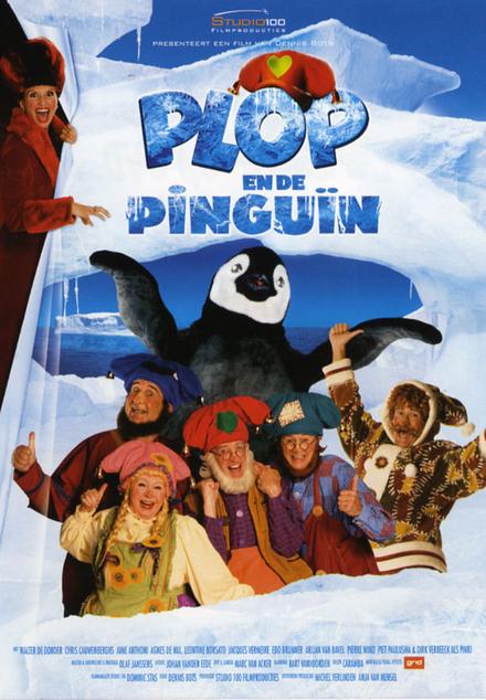 Plop en de pinguïn