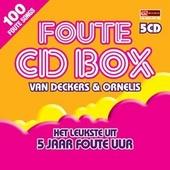 Foute cd box van Deckers & Ornelis : het leukste uit 5 jaar Foute uur
