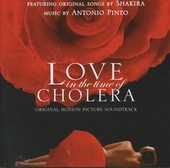 Love in the time of cholera : original motion picture soundtrack