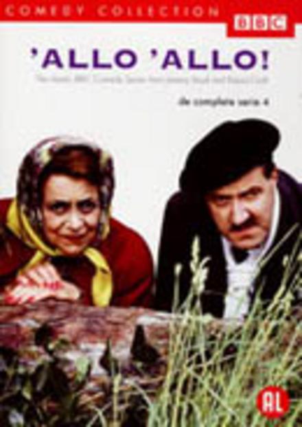 Allo, Allo!. De complete serie 4
