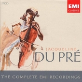 Jacqueline Du Pré : the complete EMI recordings