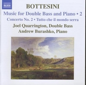 Music for double bass and piano. Vol. 2