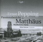 Passionsbericht des Matthäus