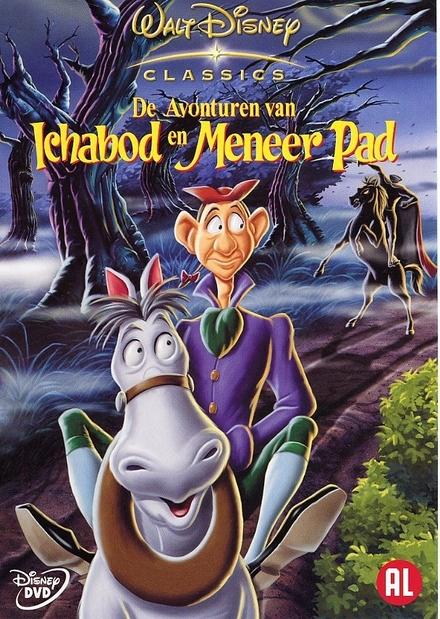 De avonturen van Ichabod en meneer Pad