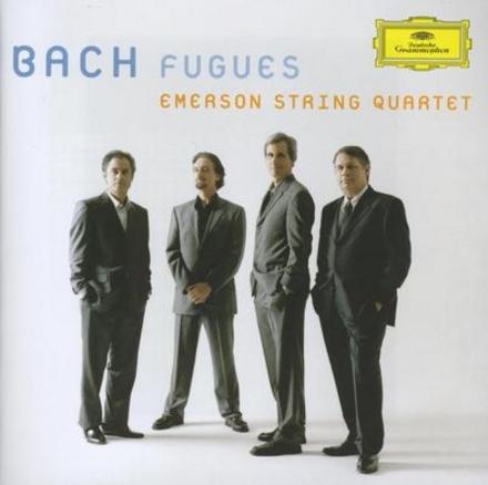 Bach fugues