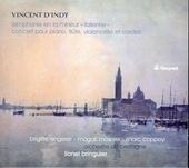 """Symphonie en la mineur """"Italienne"""""""