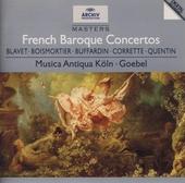 French baroque concertos