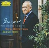 Piano concertos K.414 & 491