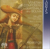 Venetian composers in Guatemala and Bolivia