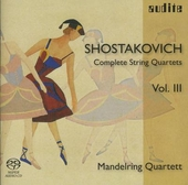 String quartets vol.III. vol.3