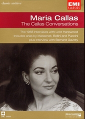 Maria Callas : the Callas conversations