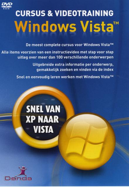 Cursus & videotraining Windows Vista