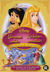 Disney princess : betoverende verhalen : volg je droom